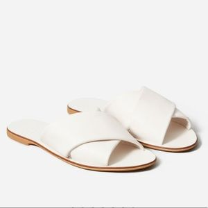 Everlane Day Crossover Sandals